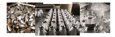 quality Flanges Pipe Fittings factories