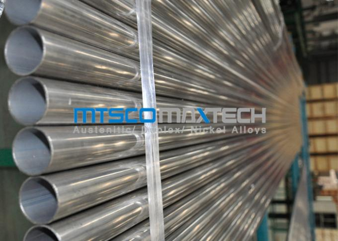 ASTM A789 Stainless Steel Welded Tube In Oil And Gas Industry