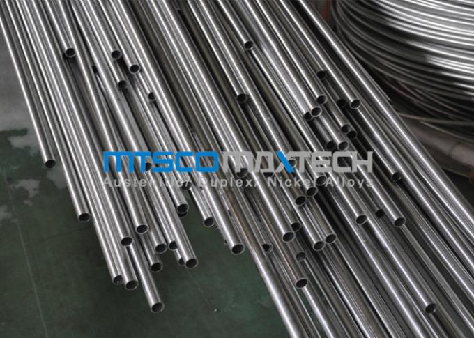 Tp s stainless steel instrument tubing seamless bright