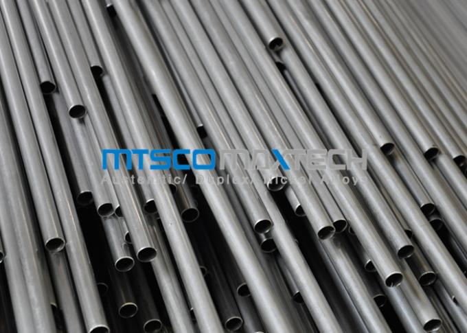 Astm a stainless steel seamless tube l