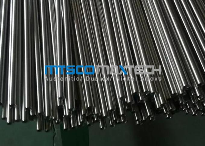 Cold drawn stainless steel instrument tubing astm a