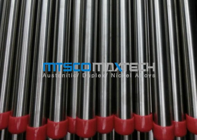 EN10216-5 TC 1 D4 / T3 Stainless Steel Hydraulic Tubing For Fuild And Gas , Annealing Tubing