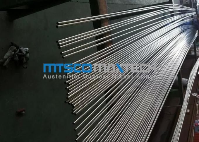 En tc d t stainless steel instrument tubing