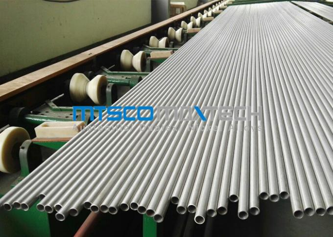 ASTM A213 / A312 Stainless Steel Seamless Tube , Cold Drawn Tube , EN10216-5 TC 1 D4 / T3