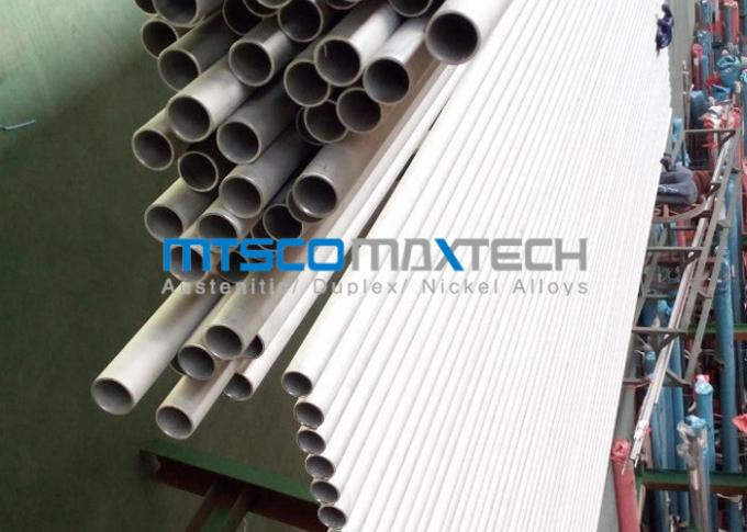 Small Diameter AW Seamless SS Tube / SS Cold Rolled Tube High Tensile
