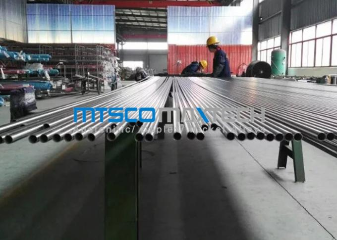 300 Series Bright Annealed Surface Stainless Steel Tube 20 FT Fixed Length ASTM A269