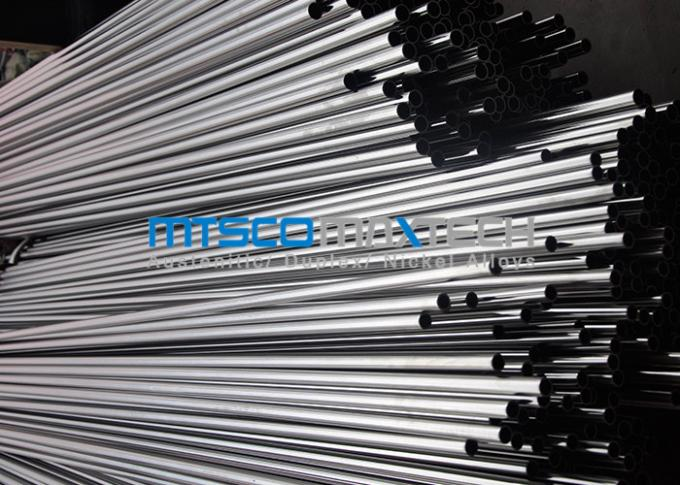 Stainless Steel Hydraulic Tubing Outside Polished bright annealed tubing TP316L
