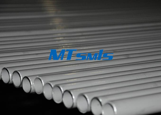 Fluid Transportation DN80 Stainless Steel Seamless Pipe Annealed / Pickled