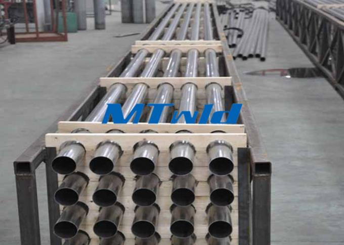 ASTM A269 / ASME SA269 ERW Stainless Steel Tube For Oil And Gas Industry