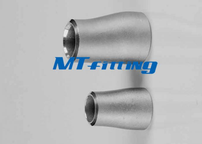 ASTM A182 Stainless Steel Reducer Cold Forming Pipe Fitting For Connection