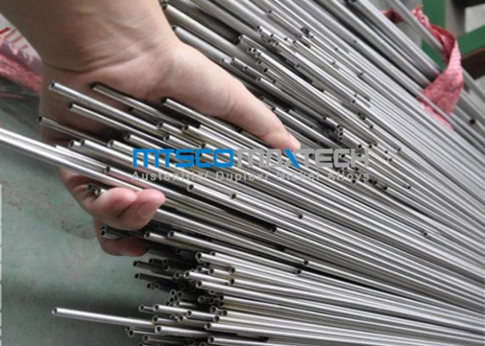 ASTM A269 / A213 TP321 / 321H Stainless Steel Instrument Piping For Oil Industry