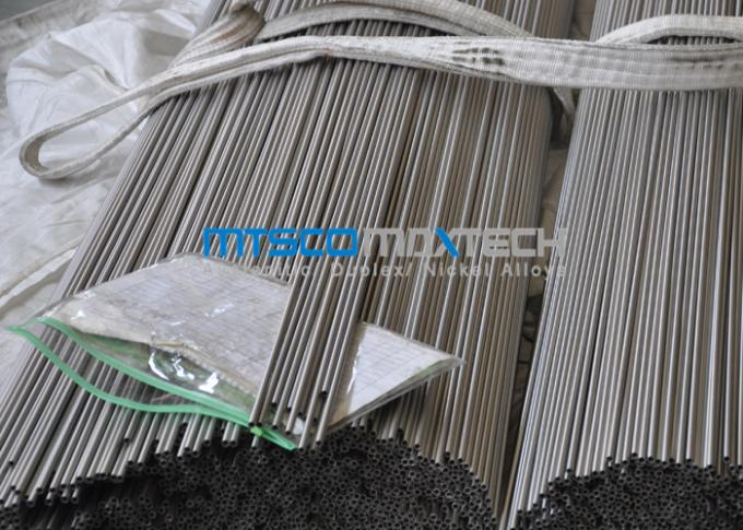 Stainless Steel Hydraulic Tubing / Tube ASTM A269 Standard ASTM A213 Standard