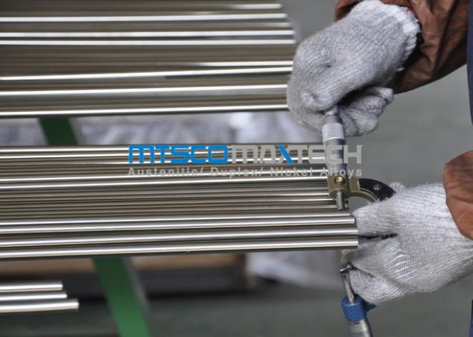 EN10216-5 X5CrNi18-10 Precision Stainless Steel Tubing For Doors Production Tools