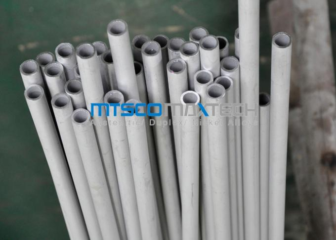 Soft / Hard Heat Exchanger Tube With ASTM A213 / ASME SA213 Stainless Steel Material