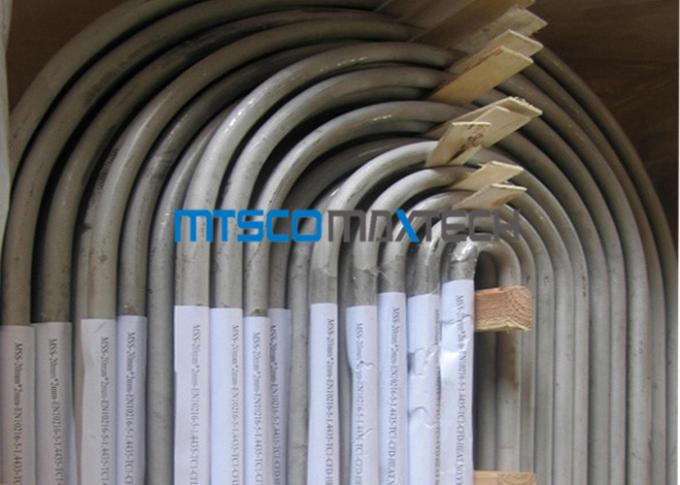 TP347 / 347H Stainless Steel Heat Exchanger Tube Size 25.4*2.11mm For Oil Industry