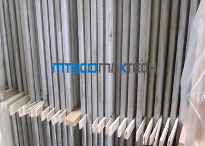 TP321 1.4541 Stainless Steel Annealed / Pickled Heat Exchanger Tubing For Boiler