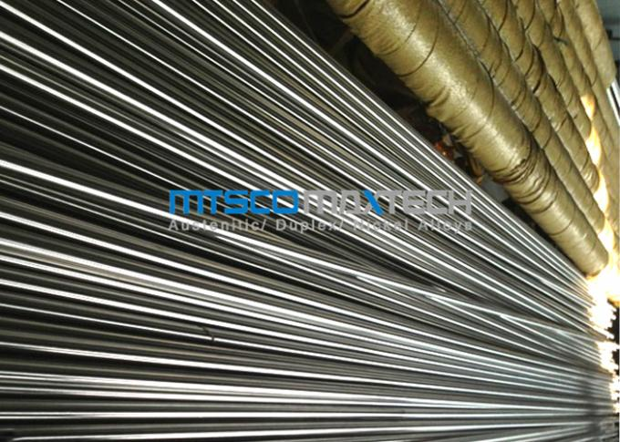 Bright Surface Seamless Stainless Steel Pipe S30908 / S31008 ASTM A213 , Size 9.53*0.89mm