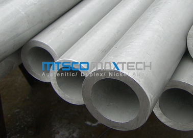 SAF 2507 / 1.4410 Duplex Steel Pipe SGS BV Third Party Inspect 4m Fixed Length
