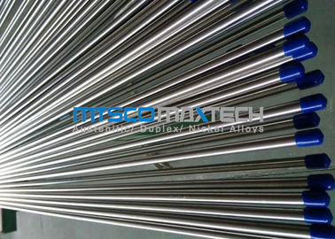 TP304 / TP316 Stainless Steel Hydraulic Tubing ASTM A269 Hydraulic Seamless Tube