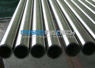 China ASTM A269 1 / 2 Inch Stainless Steel Sanitary Tubing , Cold Drawn Bright Annealed Tubing factory