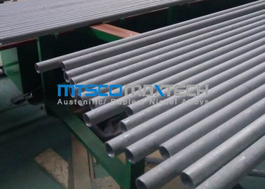 China Cold Drawn Stainless Steel Seamless Tube For Boiler Heat Exchangers supplier