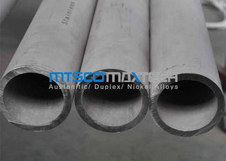 China Cold Drawn Stainless Steel Seamless Pipe Big Diameter , TP316L / 1.4404 100mm X 10mm supplier