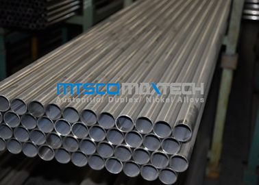 China ASTM A789 / SA789 Stainless Steel Welded Tube In Fuild Industry supplier