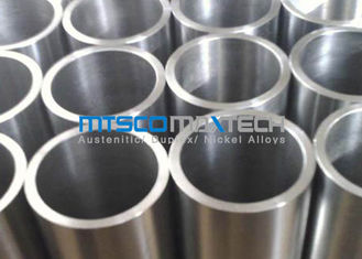 China Stainless Duplex Steel Pipe A789 S32750 SAF2507 SA789 S31803 SAF2205 supplier