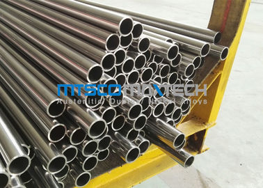 Bright Annealed Tubing ASTM A269 25.4mm x 2.11 mm , Seamless Stainless Steel Tube