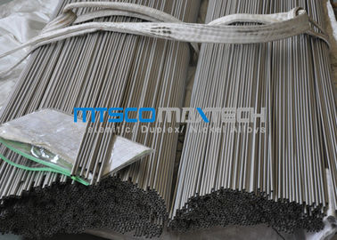 China 6mm x 1mm SA269 Seamless Stainless Steel Tube For Fuild Industry supplier