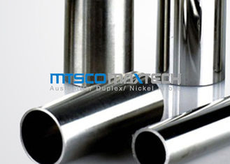 China Stainless Steel Cold Drawn Tube TP316 , ASTM A269 / SA269 Standard Bright Annealed Surface factory