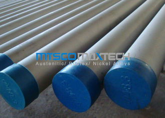 China UNS S32750 UNS S32760 Duplex Stainless Steel Pipe In Oil And Gas Industry supplier