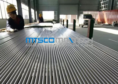 China ASTM A213 / A269 Bright Annealed Tube , Seamless Tube For Chromatogrphy supplier