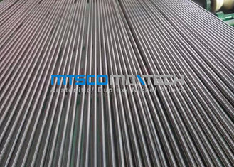 China ASTM A213 / A269 Stainless Steel Hydraulic Tubing , Seamless Tube for Chromatogrphy supplier
