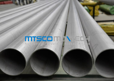 China ASME SA249 Stainless Steel Welded Tube 16 SWG Wall Thickness supplier