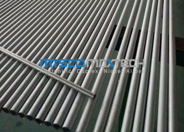 China X5CrNi18-10 1.4301 Precision Stainless Steel Tube For Fuild Industry supplier