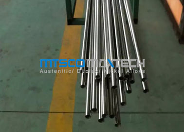 China Gas And Fluid Stainless Steel Hydraulic Tubing , Hydraulic Seamless Tube supplier