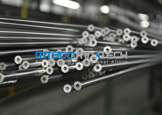 China TP304 , TP316 Precision Stainless Steel Tubing factory
