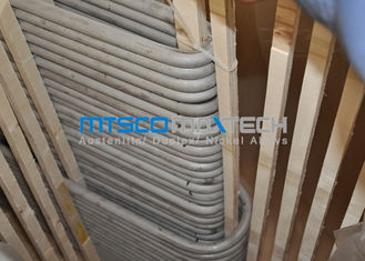 U Bend Seamless Heat Exchanger Tube