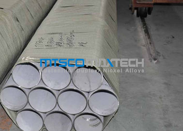 China EN10216-5 TC 1 D4 / T3 Stainless Steel Seamless Pipe supplier