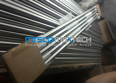 ASTM B444 / ASME SB444 Nickel Alloy Tube