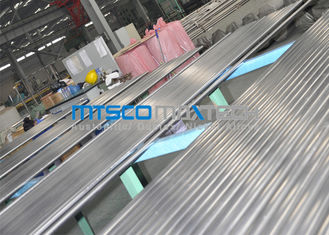 China TP321 TP347 Stainless Steel Welded Tube factory
