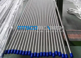 China 100 % PMI Testing Customized Bright Annealed Tubes Fixed Length 6000mm supplier