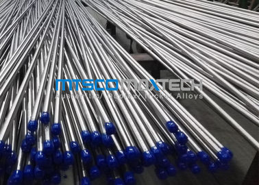 China High Durability super duplex tubing ASME SA789 S32205 Polishing supplier