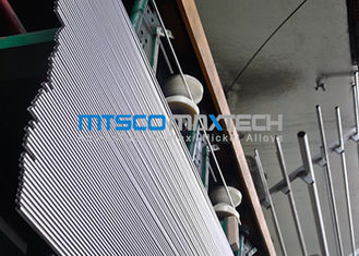 China Bright Annealed Surface Duplex Steel Tube Straight Length Cold Rolled Tube supplier