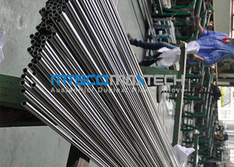 1.4438 TP317L Precision Stainless Steel Tubing ASTM A269 Standard 100% PMI Test