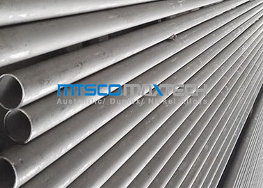 China ASTM A790 Big Duplex Steel Pipe 6000mm Stainless Seamless Cold Rolled Pipe supplier