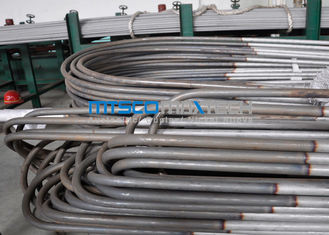 China ASTM A213 TP304L 3 / 8 Inch U Bend Tubing Cold Drawn For Heat Exchanger / Boiler supplier