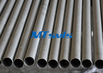 China Fluid Transportation DN80 Stainless Steel Seamless Pipe Annealed / Pickled supplier