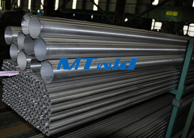 China ASTM A358 TP316L Industrial Welded Stainless Steel Pipe Pickling / Annealing Surface supplier